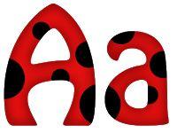 "Photo from album ""БОЖЬЯ КОРОВКА"" on Yandex. Festa Lady Bag, Miraculous Ladybug Party, Decoupage, Scrapbook Letters, Ladybug Cakes, Alphabet Templates, Fruit Art, Alphabet And Numbers, Happy Birthday Banners"