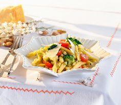 In Sizilien kommt Broccoli besonders häufig in Verbindung mit Teigwaren auf den Tisch. Und sie haben recht damit – eine Gaumenfreude.