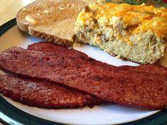 Smoked Venison Bacon / OldWoodFireGrill.com