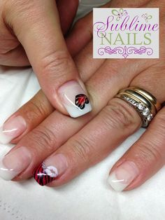 Gel Nails ~ Sublime Nails