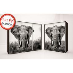 Italy Stile Gardrób L01  www.outletbutor.hu Elephant, Italy, Modern, Animals, Italia, Trendy Tree, Animales, Animaux, Elephants