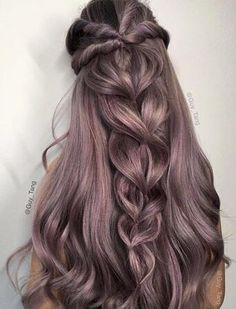 Cute Braided Hairstyle Pt. II
