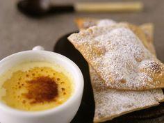 Creme brûlée ist ein Rezept mit frischen Zutaten aus der Kategorie Backen. Probieren Sie dieses und weitere Rezepte von EAT SMARTER!