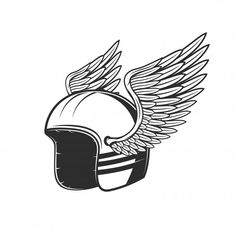 Bike Tattoos, Motorcycle Tattoos, Motorcycle Art, Dog Tattoos, New York Drawing, Paw Print Art, Tattoos For Dog Lovers, Helmet Tattoo, Clothing Brand Logos