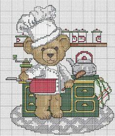chef bear