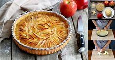Receita passo a passo: como preparar uma deliciosa torta de maçãs