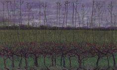 Jan Beaney - Winter Hedgerow