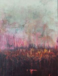 Available for sale, 'Fervour And Tenderness', abstract painting on wood by South African artist Melody French, 64 x unframed. South African Artists, Original Art For Sale, Painting On Wood, Abstract Art, Gallery, Artwork, French, Work Of Art, Auguste Rodin Artwork