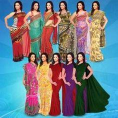 Find Traditional Indian outfits are Sarees, Salwaar Kameez, Kurtis, etc at SareesHQ