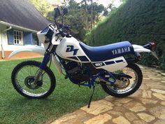 Yamaha DT-180 1989 peguei semi nova e foi só curtição