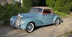 1955 Mercedes-Benz 220 for sale - www.classiccarsforsale.co.uk
