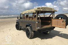 Beachdrifter - The Landrovers