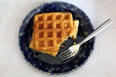 Make These Easy Corn Waffles Any Day of the Week