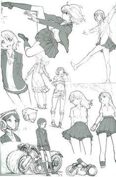 Pin by killme on cute ass art! in 2019 anime sketch, art reference, manga Drawing Base, Manga Drawing, Figure Drawing, Body Drawing, Anime Drawings Sketches, Anime Sketch, Art Drawings, Body Sketches, Sketch Art