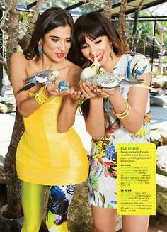 Orange Is the New Black - Cast Members Diane Guerrero, Jackie Cruz, Laura Gomez and Dascha Polanco in the Summer 2014 issue of Cosmopolitan for Latinas