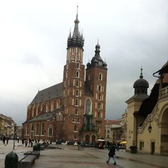 Krakov, Poland (did it!)