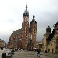 Krakov, Poland (did it!)
