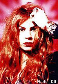 Muriel Moreno (24 janvier 1963) Chanteuse française du groupe Niagara