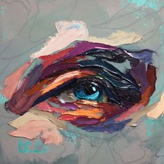 Eye detail, from contemporary painter Joshua Miels. Painting Inspiration, Art Inspo, Gcse Art Sketchbook, Art Hoe, Ap Art, Art Plastique, Portrait Art, Art Studios, Art World