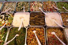 Green Valley - Lebanese food hall