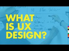 What is UX Design? Defining User Experience Design & Explaining the Process - YouTube