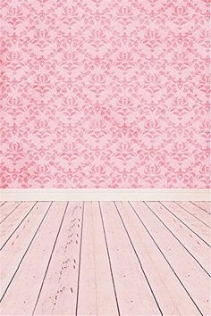Amazon.com   Pink Damask Flowers Baby Birthday Backdrop for Party 5x7  Photography Background Princess Photo Booth Props   Camera   Photo ac776f0b7e