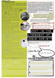 Come Follow Me - What is the Atonement of Jesus Christ.   MACHINE GUN KISSES now IKE PLUS MOSS www.ikeplusmoss.blogspot.com (previously www.machinegunkisses.blogspot.com.au)