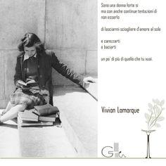#citazioni: Vivian Lamarque | #book #reading #quote | @G a i a T e l e s c a | GAIA TELESCA |