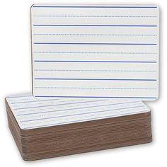 Dry Erase Lap Boards - Pack of 24  Sara's favorite