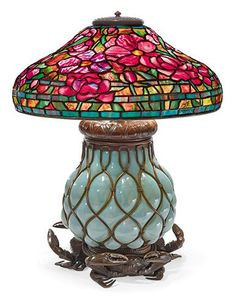 Tiffany: Dreaming in Glass | Sotheby's