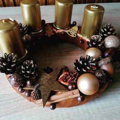 Napkin Rings, Christmas Decorations, Home Decor, Decoration Home, Room Decor, Home Interior Design, Christmas Decor, Napkin Holders, Christmas Tables