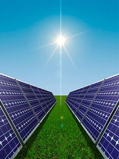 energia solar by Jacobo Shemaria, via Flickr