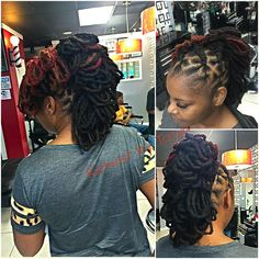 Basic Hair Care Secrets Every Woman Should Know - Sisi Couture Mohawk Styles, Dreadlock Styles, Dreads Styles, Black Girls Hairstyles, Twist Hairstyles, African Hairstyles, Dreadlock Hairstyles, Hair Game, Hair Affair