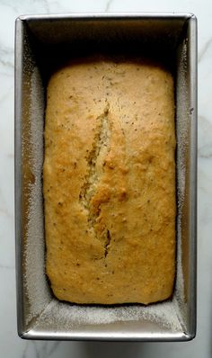 Lemon Chia Seed Bread