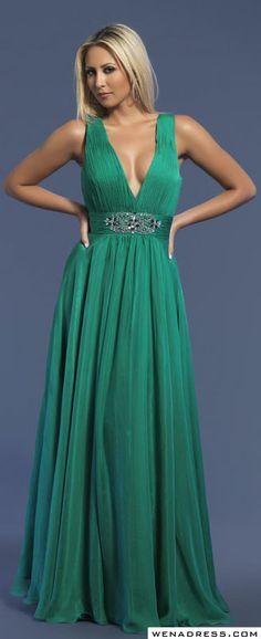 evening dress,evening dresses | GREEN
