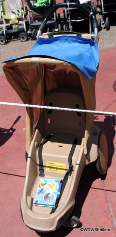 Things to consider when renting a Disney World stroller