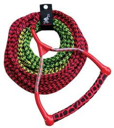 New AIRHEAD AHSR Section Water Ski Rope with Radius Hand