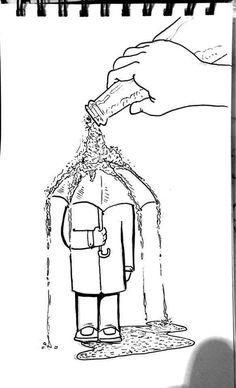 ԴՐԻՆՔ ՝ու՝ ԴՐՈ-ի ՄԱՏԵՆԱԴԱՐԱՆ / MATENADARAN (repository of manuscripts) of DRINK ՛n՛ DRAW