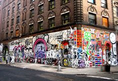 Graffiti NYC
