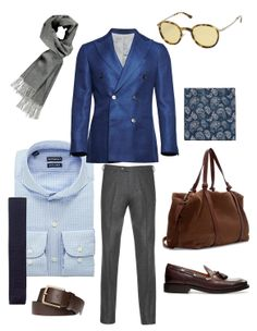 classic Blue Blazer Men, Casual Blazer, Men Casual, Navy Blazers, Casual Styles, Smart Casual, Timberland Heels, Timberland Outfits, Timberland Style