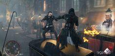 Assassin's Creed Victory poderá contar com uma jogabilidade inovadora
