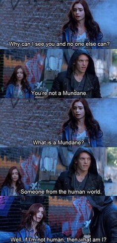 Jace & Clary TMI: City of Bones