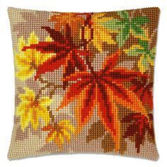 [itemName] - Shop Stitchery for needlework projects, kits and tools. Cross Stitch Cushion, Cross Stitch Rose, Cross Stitch Flowers, Cross Stitch Kits, Cross Stitch Designs, Cross Stitch Patterns, Cross Designs, Bead Crochet Rope, Crochet Cross