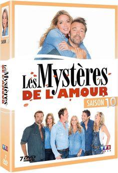 Les Mystères de l amour - Saison 10 - DVD NEUF SERIE TV