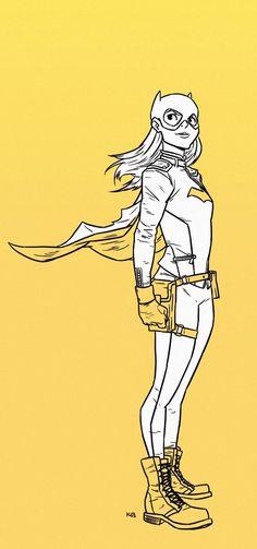 Batgirl - Koi Carreon