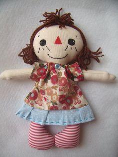 Boneca Annie...
