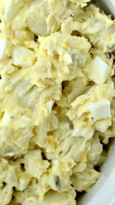 My Favorite Southern Potato Salad Recipe ~ just like my grandmother used to make                                                                                                                                                                                 More