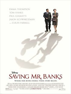 Saving Mr Banks (Dans l'ombre de Mary - La promesse de Walt Disney)