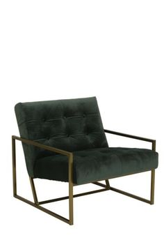 A stunning olive green vegan friendly velvet chair with gold armrests and legs. A statement piece for any home. x x This product is order in on 14 - 21 days. Living Furniture, Living Room Chairs, Polywood Adirondack Chairs, Outdoor Chairs, Outdoor Furniture, Green Home Decor, Office Seating, Interior Decorating, Interior Design