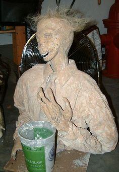 Spooky Glue~MM Alternative  Spooky Blue - Halloween Projects - Ground breaker corpses